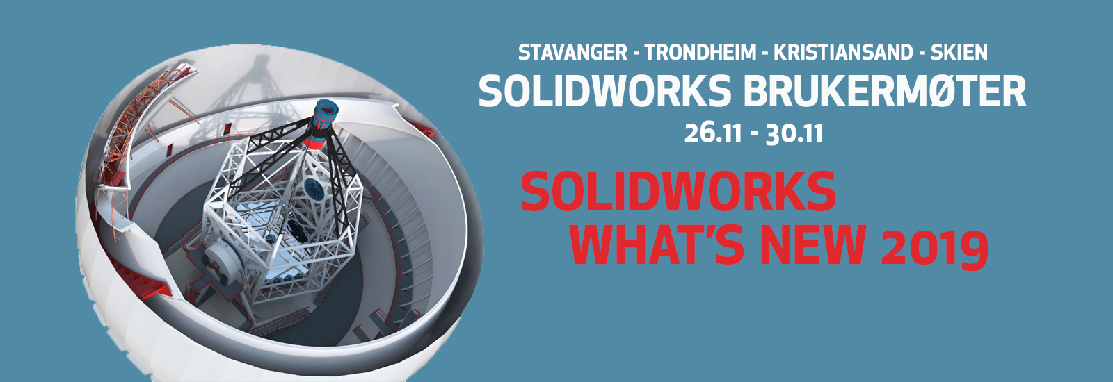 SOLIDWORKS What's New 2019